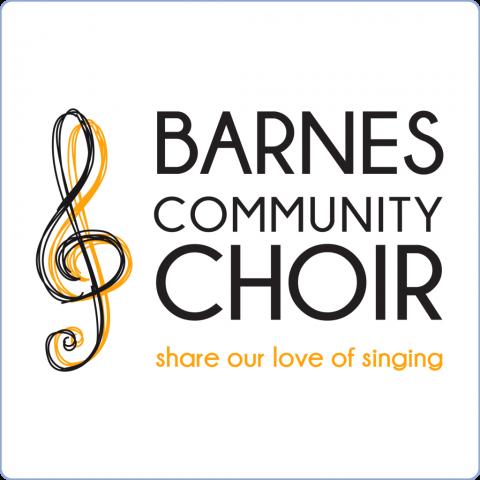 Barnes Community Choir logo