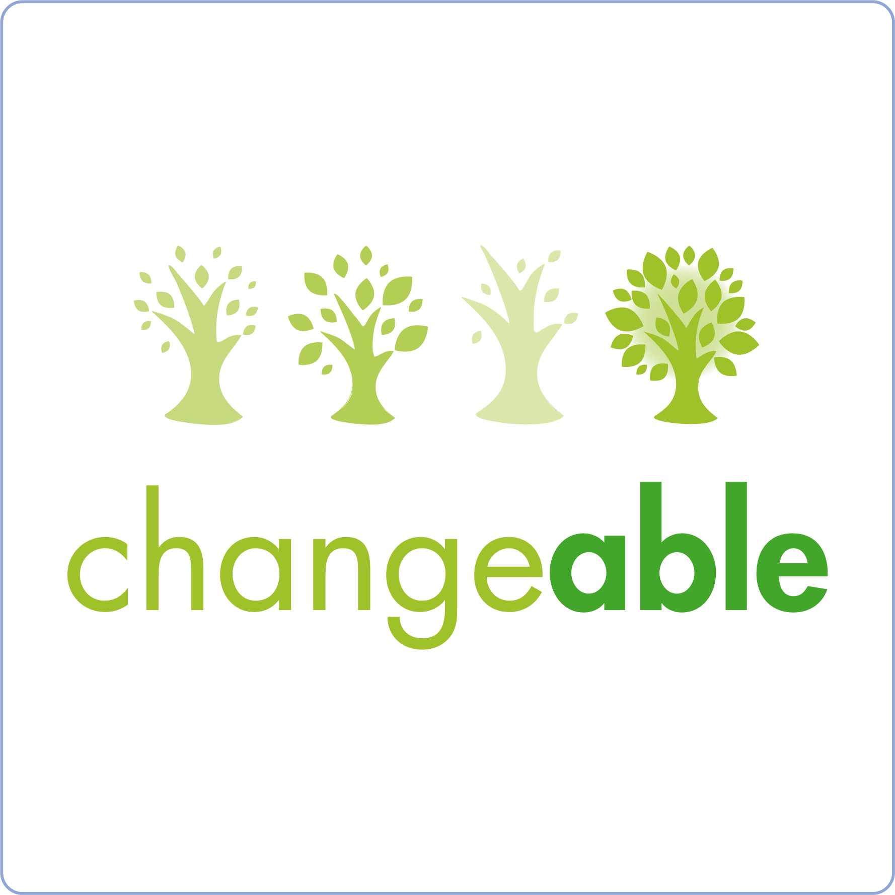 The Change Able Partnership logo