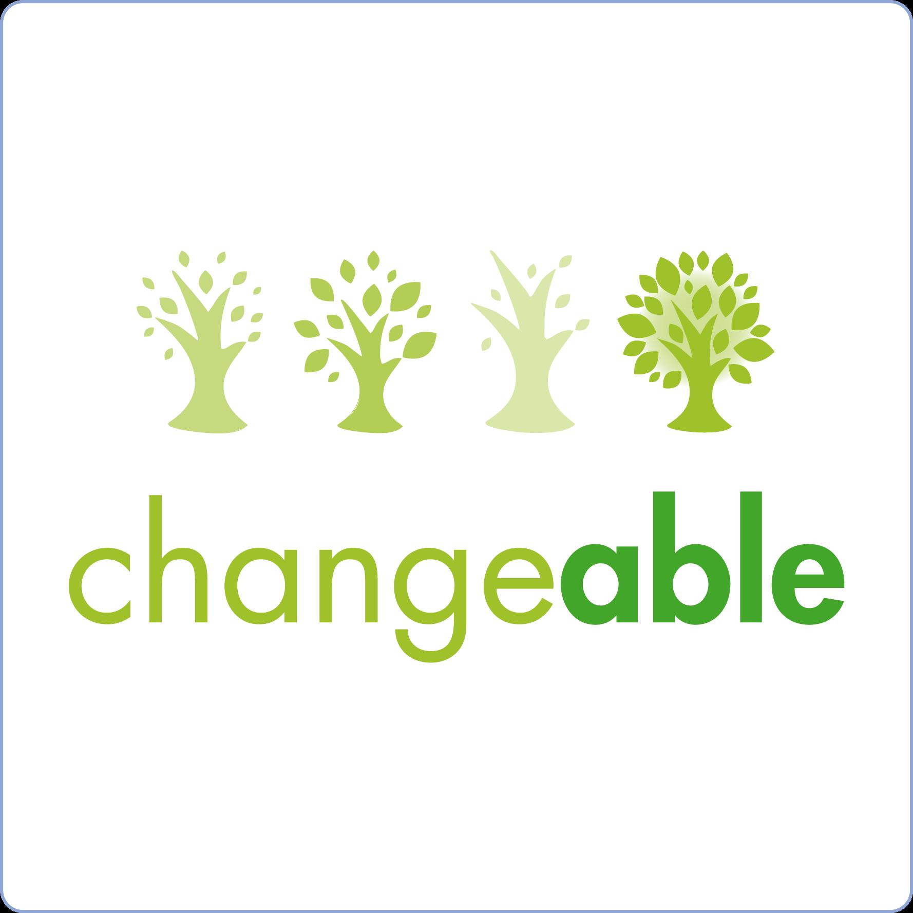 The Change Able Partnership logo