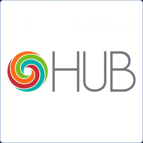 HUB Consulting Associates logo