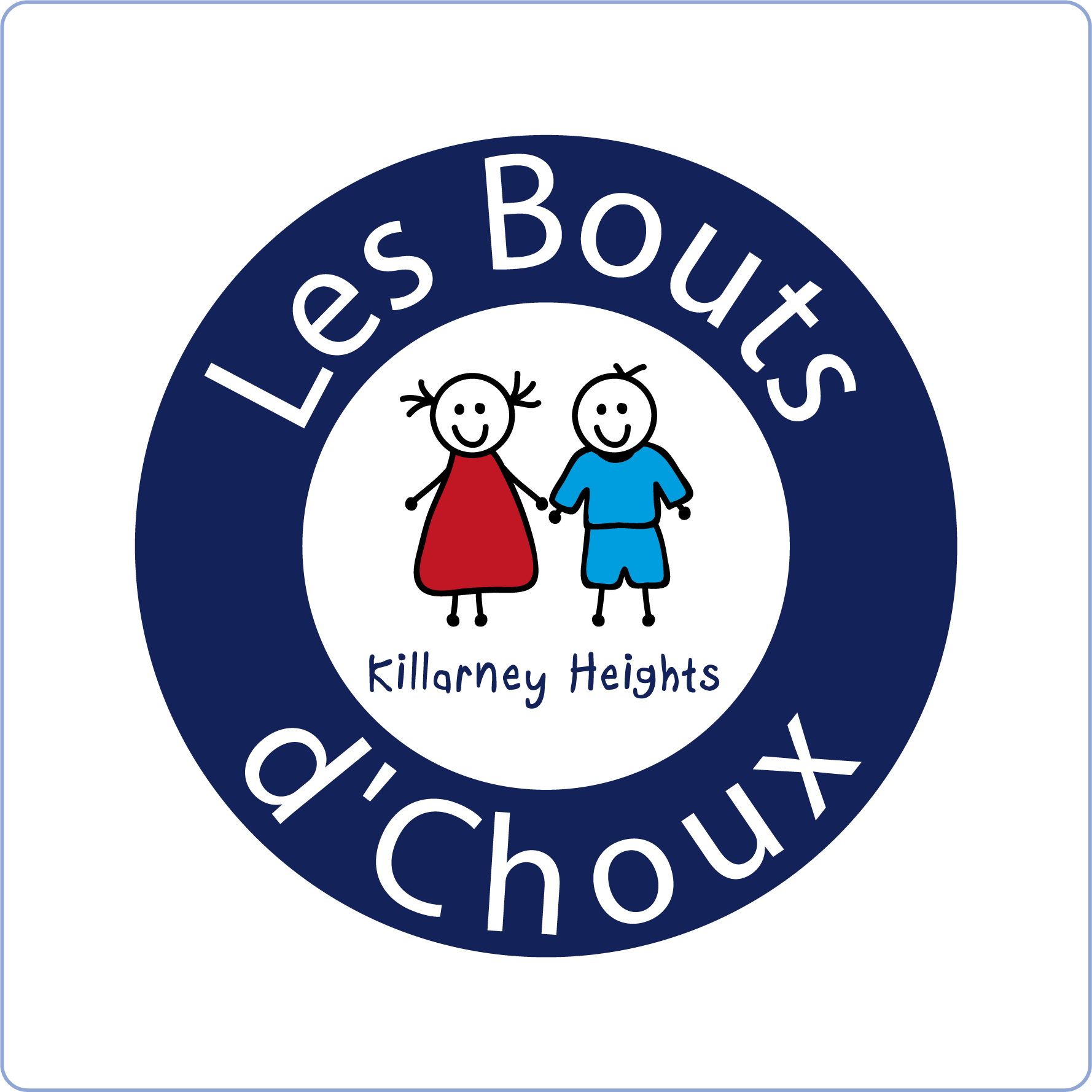 Les Bouts d'Choux French Playgroup logo