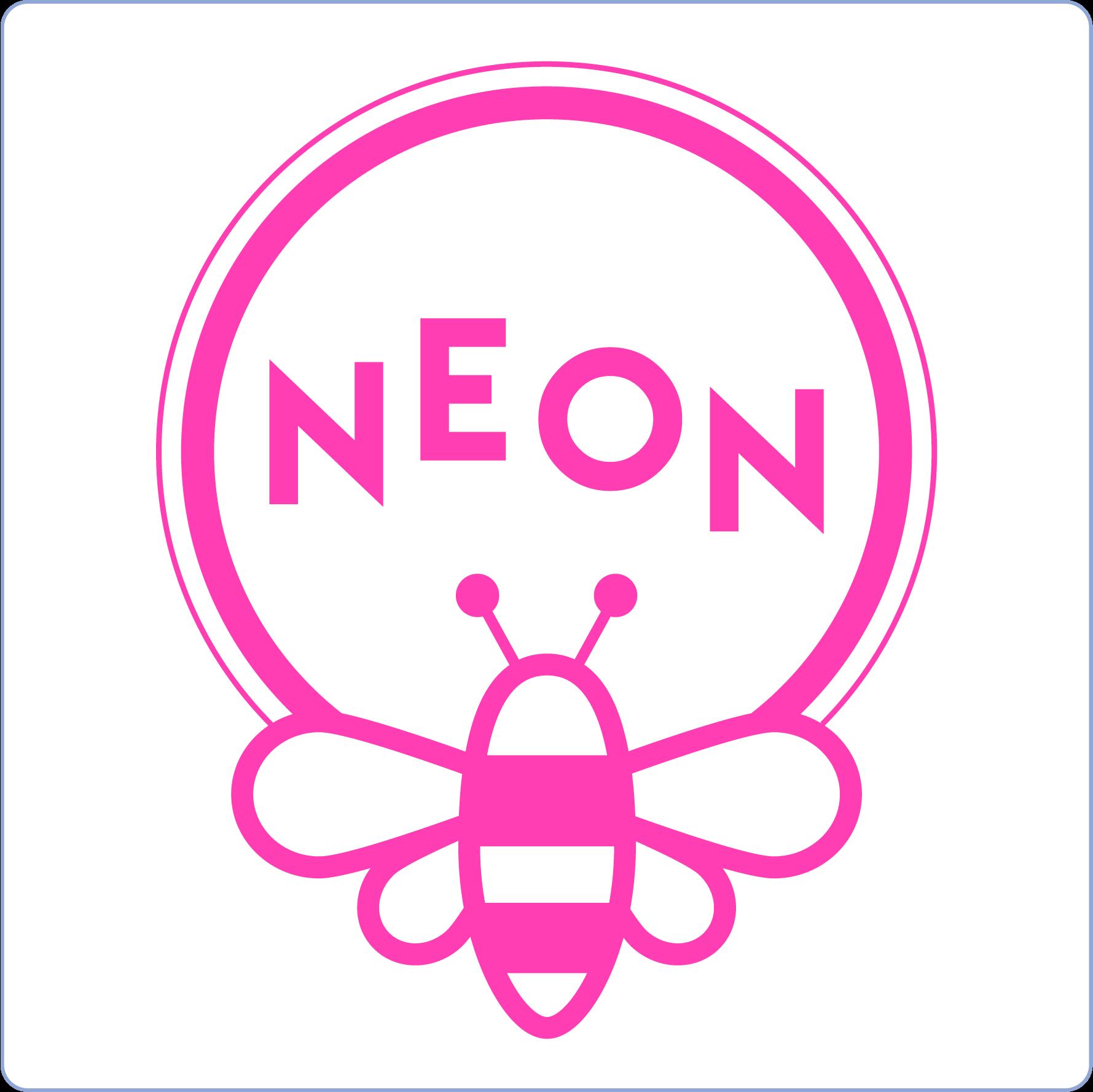 Neon Bee Kids logo